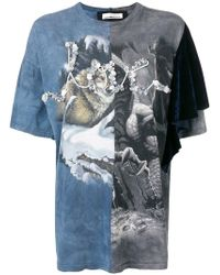 Night Market - Drago T-shirt - Lyst