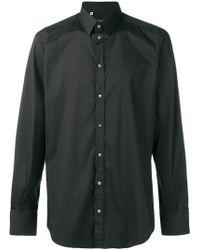 Dolce & Gabbana フォーマルシャツ - ブラック