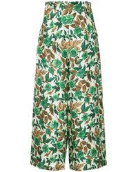 Rachel Comey - Floral-print Trousers - Lyst