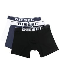 DIESEL ボクサーパンツ セット - ブラック