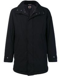 Colmar - Standing Collar Hooded Coat - Lyst