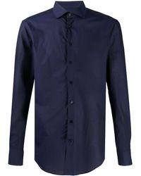 Etro - Однотонная Рубашка - Lyst