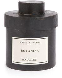 Mad Et Len Botanika Scented Candle (300g) - Black