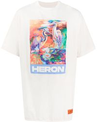 Heron Preston - ピンク Heron Colors T シャツ - Lyst