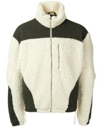 GmbH - Faux Shearling Jacket - Lyst