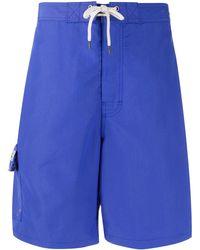 Polo Ralph Lauren Klassische Badeshorts - Blau