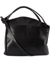 Marsèll Big Tote Bag - Black