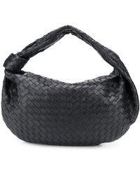 Bottega Veneta Bolso shopper The Shoulder Pouch - Negro