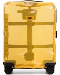Crash Baggage Icon キャビン スーツケース - イエロー