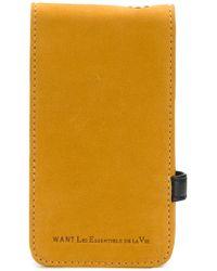 Want Les Essentiels De La Vie - Phone Case - Lyst