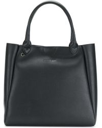Twin Set - Embossed Logo Tote - Lyst