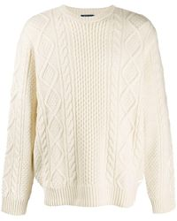 Polo Ralph Lauren Cable-knit Sweater - White