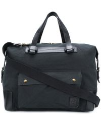 Belstaff - Canvas Holdall - Lyst