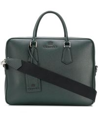 Church's The Craven St James Laptop Bag - Green