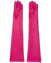 N°21 - Full-sleeve Gloves - Lyst
