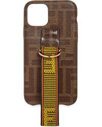 Fendi モノグラム Iphone 11 Pro ケース - ブラウン