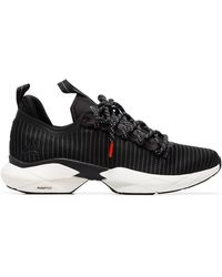 Lyst - Reebok 58 Bright St Fury Sneakers in Black for Men 58db9c706
