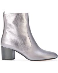 COACH - Julie Ankle Booties - Lyst