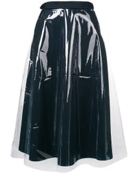 Paskal - Midi Pleated Skirt - Lyst