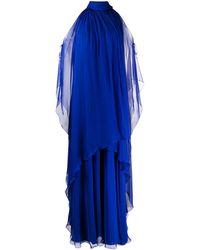Alberta Ferretti - レイヤード ドレス - Lyst