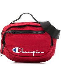Champion Logo Embroidered Belt Bag