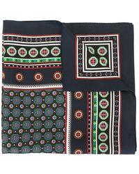 Tory Burch Платок Batik - Многоцветный