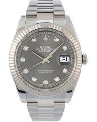 Rolex - Наручные Часы Oyster Perpetual Datejust 41 Мм - Lyst