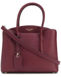 Kate Spade Margaux Medium Tote Bag - Red