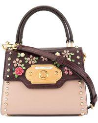 Dolce & Gabbana - Mini Welcome Bag - Lyst