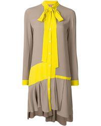 N°21 - リボンネック ドレス - Lyst