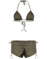 ACK Nautico Traingle Bikini - Green