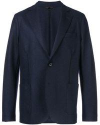 Altea シングルコート - ブルー