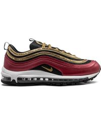 Nike Air Max 97 Trainers - Red