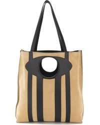 Lyst - Loewe Sender Men s Women s Shoulder Bag Tote Bag Brown Series ... 7ed951861b18d