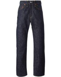 Levi's Jean 1954 501 - Bleu