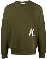 Helmut Lang - Masc ロゴ スウェットシャツ - Lyst