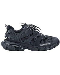 Balenciaga - ブラック Track.2 スニーカー - Lyst