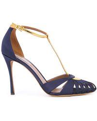 Tabitha Simmons Pumps Chelsea - Blu