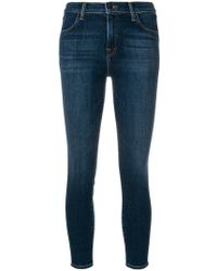 J Brand - Alana Jeans - Lyst