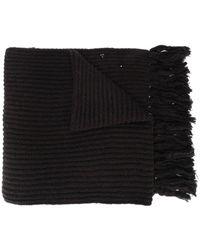Twin Set ビジュー スカーフ - ブラック