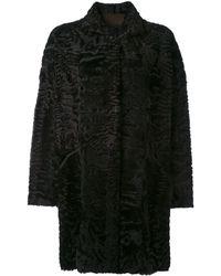 Liska Hyrmes Coat - Bruin