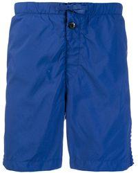 8421116d1a Costume da bagno a righe - Blu
