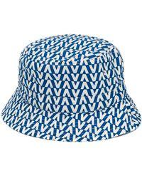 Valentino - Optical V Bucket Hat - Lyst