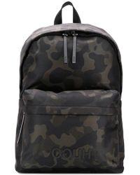 BOSS - Rucksack mit Camouflage-Print - Lyst