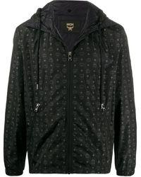 MCM ロゴ ジャケット - ブラック