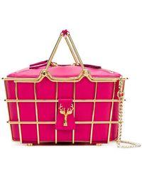 SAVAS - Caroline Basket Bag - Lyst
