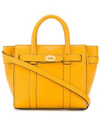 Mulberry - Bayswater ハンドバッグ マイクロ - Lyst