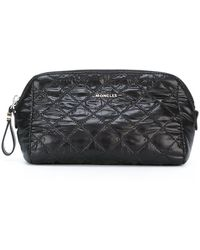 Moncler - Quilted Make Up Bag - Lyst
