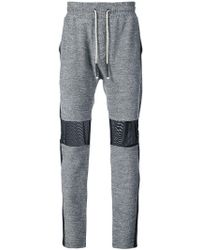 Mostly Heard Rarely Seen - Castro Drawstring Joggers - Lyst
