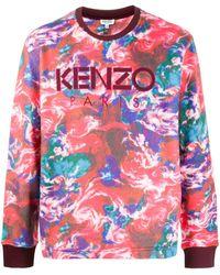 KENZO - World スウェットシャツ - Lyst